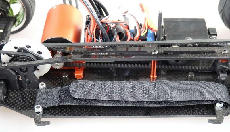Amewi Audi RS5 DTM brushless AMX RACING mit LiPo Akku 21082 – Bild 6