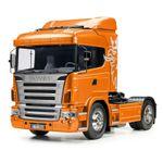 Tamiya 1:14 RC Scania R470 4x2 Orange met.Vorl. 56338 001