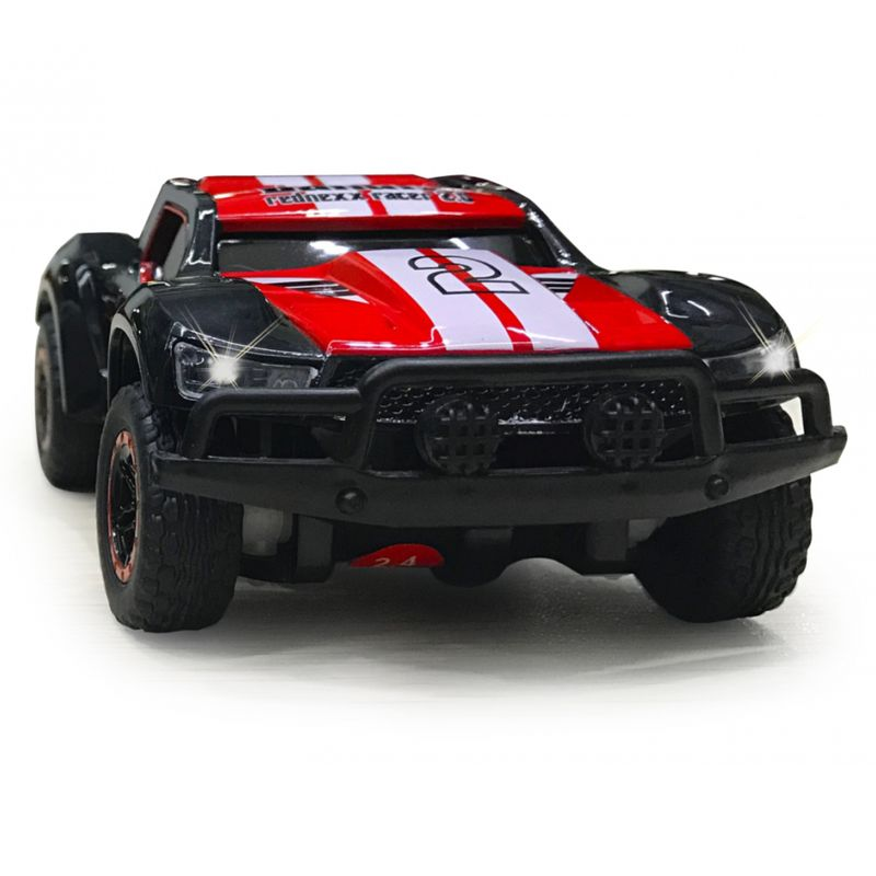 Jamara 1:43 RC Bandix rednexx 2.0 Monstertruck 4WD 2,4G + Licht 410057 – Bild 5