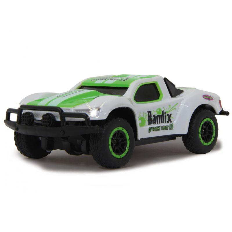Jamara 1:43 RC Bandix rednexx 2.0 Monstertruck 4WD 2,4G + Licht 410057 – Bild 3