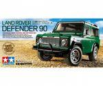 TAMIYA 1:10 RC Land Rover Defender 90 CC-01 58657 Bausatz 001