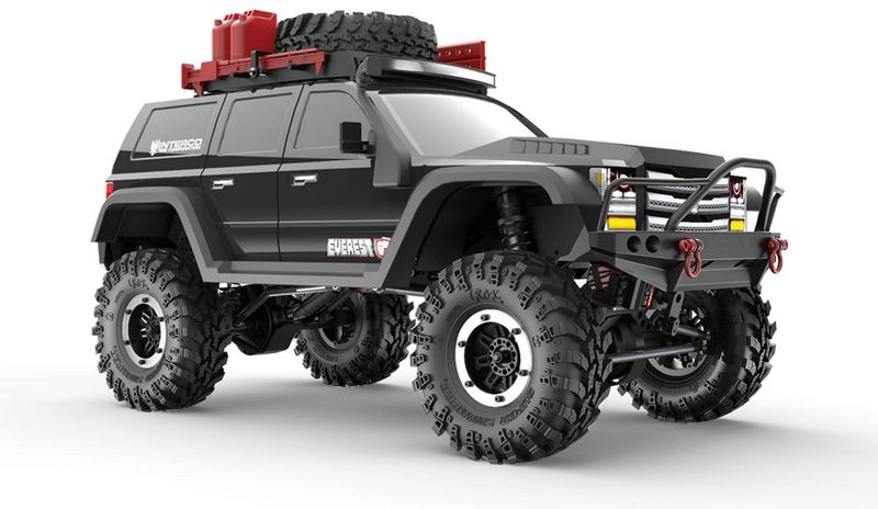 Redcat RC Crawler Gen7 PRO - BLACK EDITION 1:10 RC00001 – Bild 2