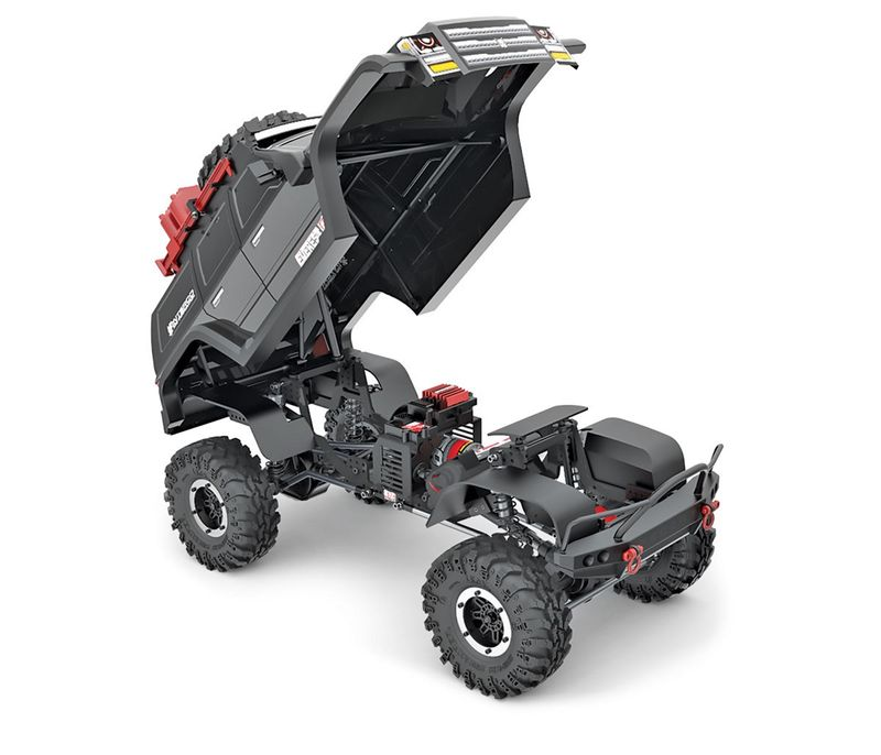 Redcat RC Crawler Gen7 PRO - BLACK EDITION 1:10 RC00001 – Bild 4