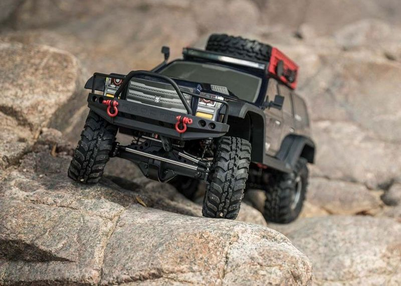 Redcat RC Crawler Gen7 PRO - BLACK EDITION 1:10 RC00001 – Bild 5