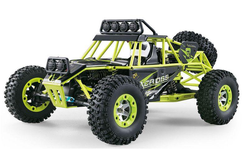 Amewi CROSSRACER Desert Buggy 4WD 1:12 RTR mit Akku+Ladegerät 22362 – Bild 1