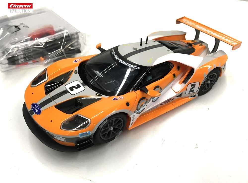 carrera evolution ford gt race car 27547 ohne box. Black Bedroom Furniture Sets. Home Design Ideas