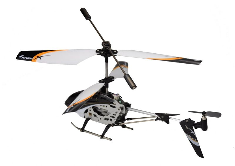 Amewi Helikopter Level X 2,4 GHz 3 Kanal / ø190mm / 38g / RTF 25071 – Bild 3