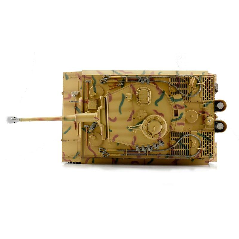 WSN-Torro RC Tiger 1 IR Battlesystem 2.4 GHz 1112200709 mit Akku – Bild 4
