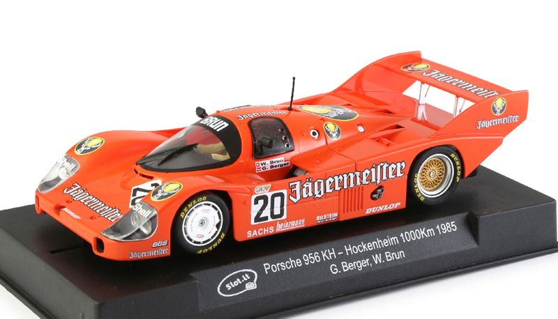 Slot.it 1:32 Porsche 956 Hockenheim 1985 No. 20 CA09H