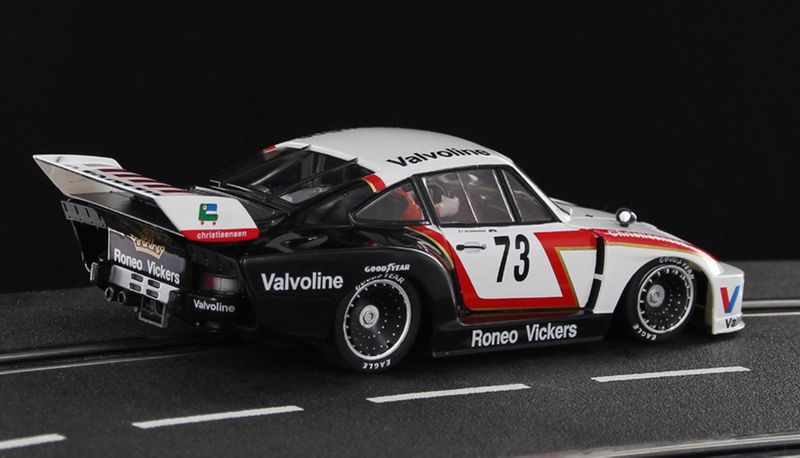 Slot.it 1:32 Porsche 935/K2 Gr.5 Zolder 1978 #73 SW55 – Bild 2