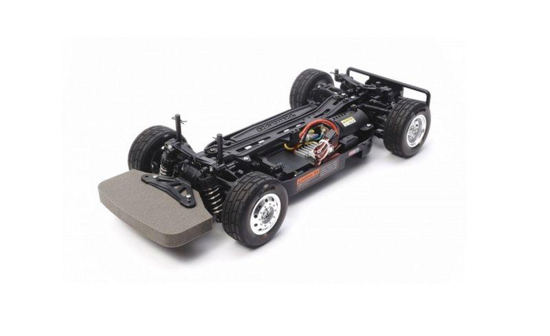 Tamiya 1:14 Buggyra Racing Fat Fox Truck TT-01E Chassis 58661 Bausatz – Bild 4