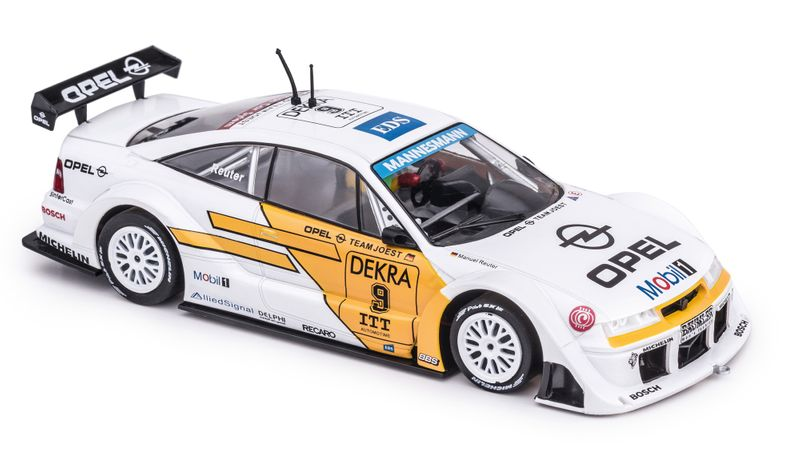 Slot.it 1:32 Opel Calibra V6 1995-96 Hockenheimring 1995 M.Reuter No. 9 CA36A