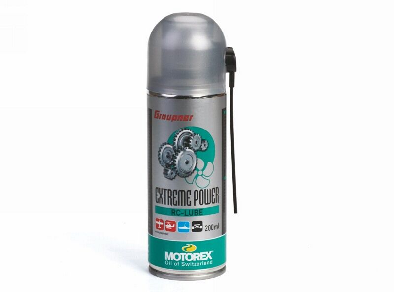 Graupner Extreme Power RC-Lube by MOTOREX 200ml (100ml 3,98€)  95461