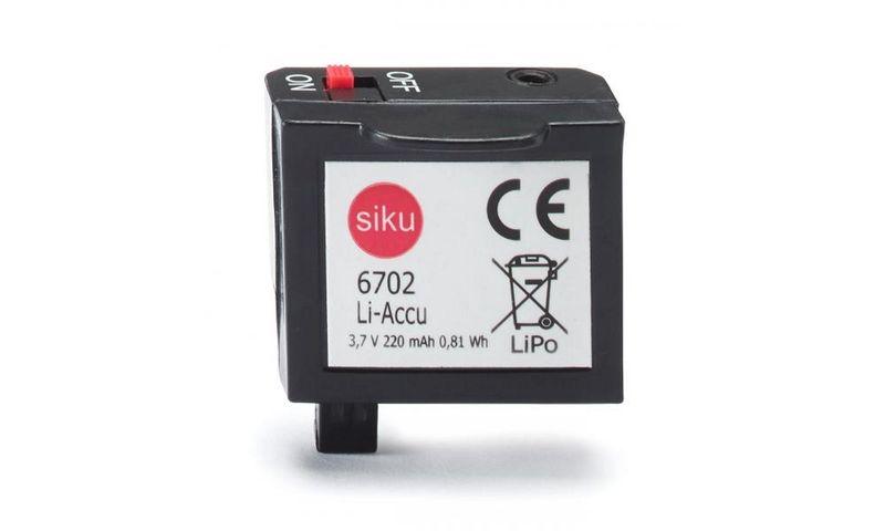 SIKU Control32 RC Ersatz Akku 3,7V 200 mAh 6702 – Bild 2