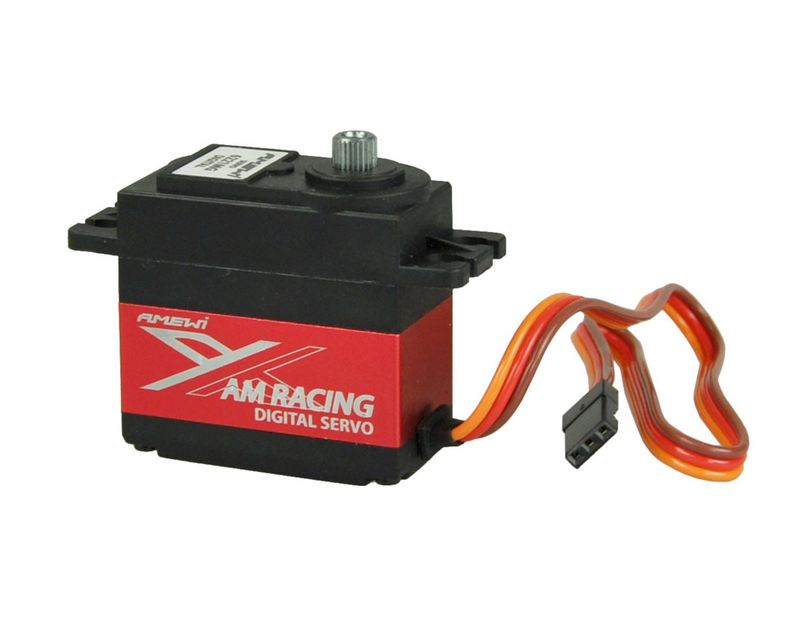 Amewi AMX Racing 6221MG Digital Servo, Standard 21,32kg 28918 – Bild 2
