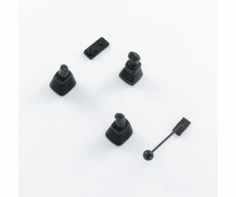 Carson 1:14 Joysticks für Baumaschinen 500907360 – Bild 2