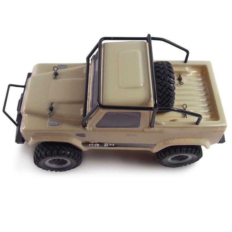 Amewi AMXRock Crawler AM24 4WD 1:24 RTR, sandarben 22368 – Bild 3