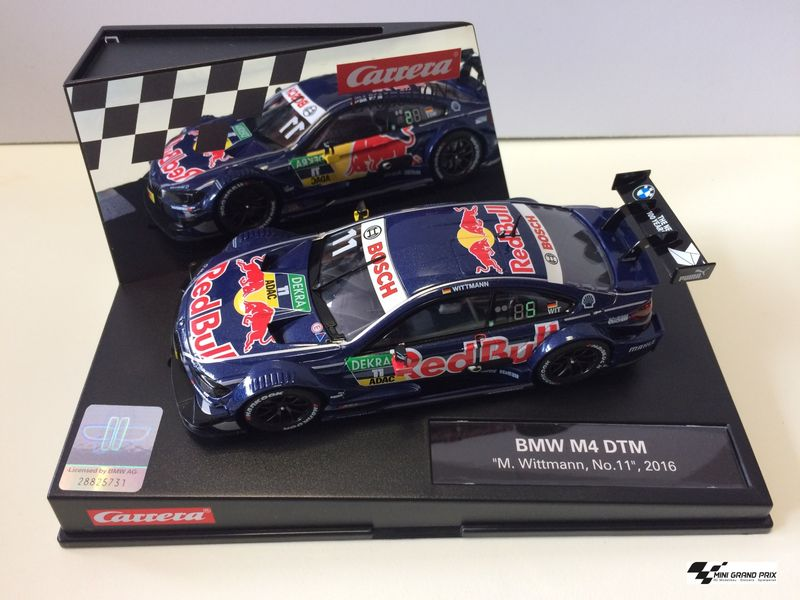 "Carrera Evolution BMW M4 DTM ""M.Wittmann, No.11"" 27541"