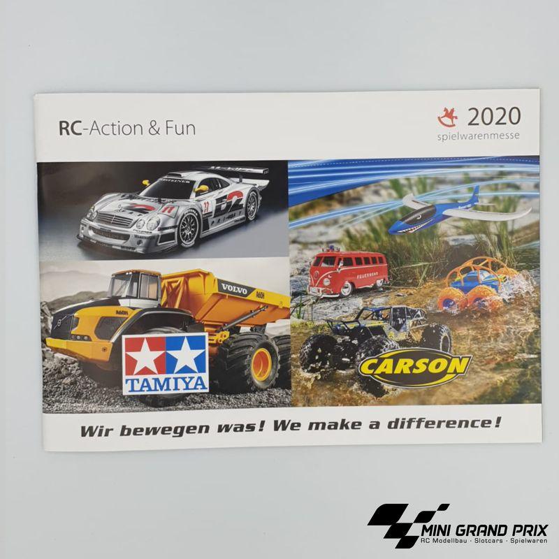 TAMIYA-CARSON Toy Fair News 2020 DE/EN 500990143 – Bild 1