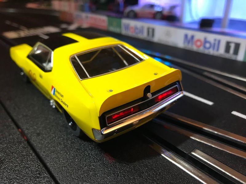 Scalextric 1:32 AMX Javelin Trans Am 1971 #68 HD C3921 für Carrera Digital 132 – Bild 2