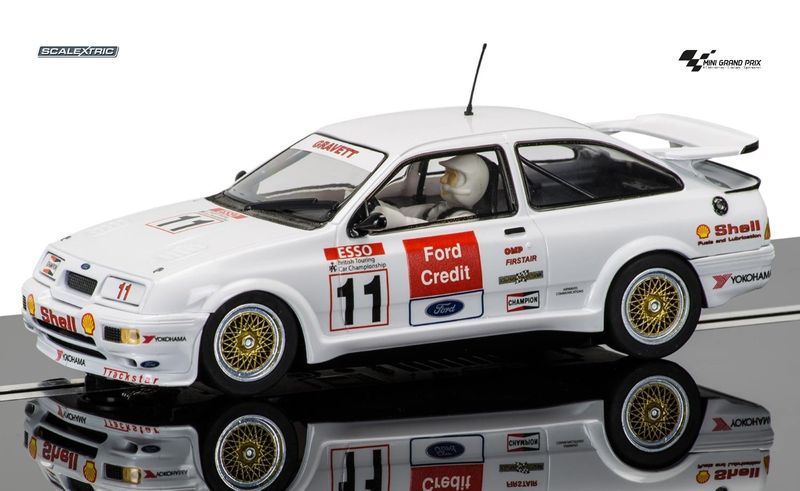 Scalextric 1:32 Ford Sierra RS500 #11 1990 Brands Hatch C3781 für Carrera Digital 132 – Bild 1