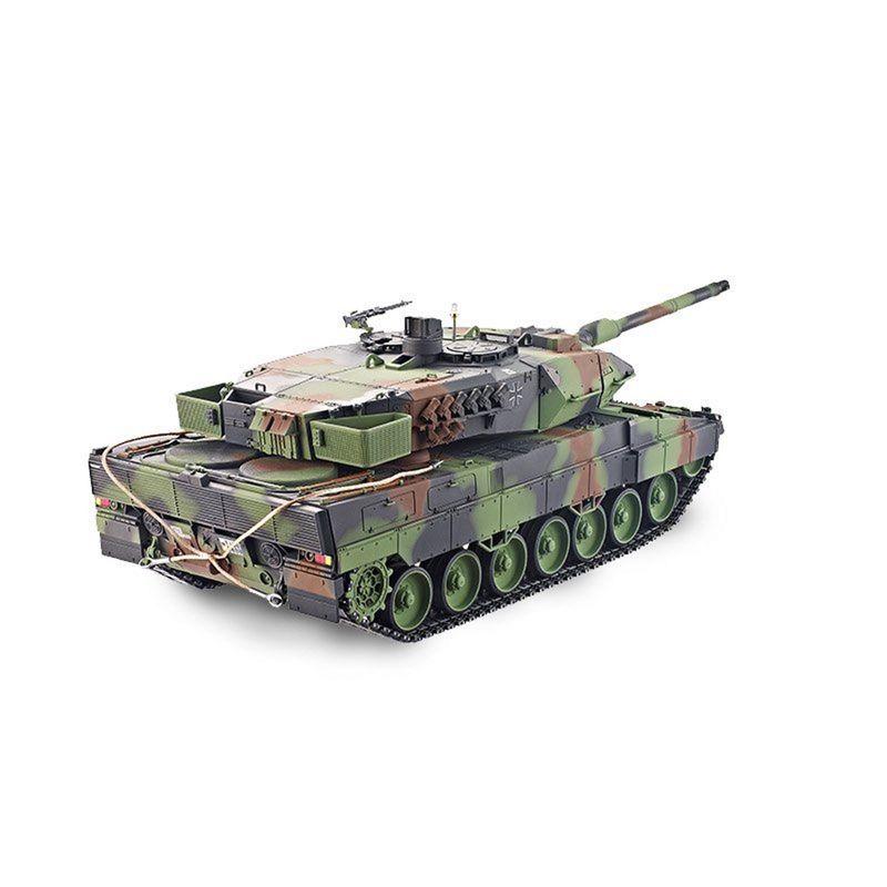 Torro RC Panzer Leopard 2A6 IR 1:16 Profi- Edition Metall in NATO Tarn 1113889005 – Bild 2