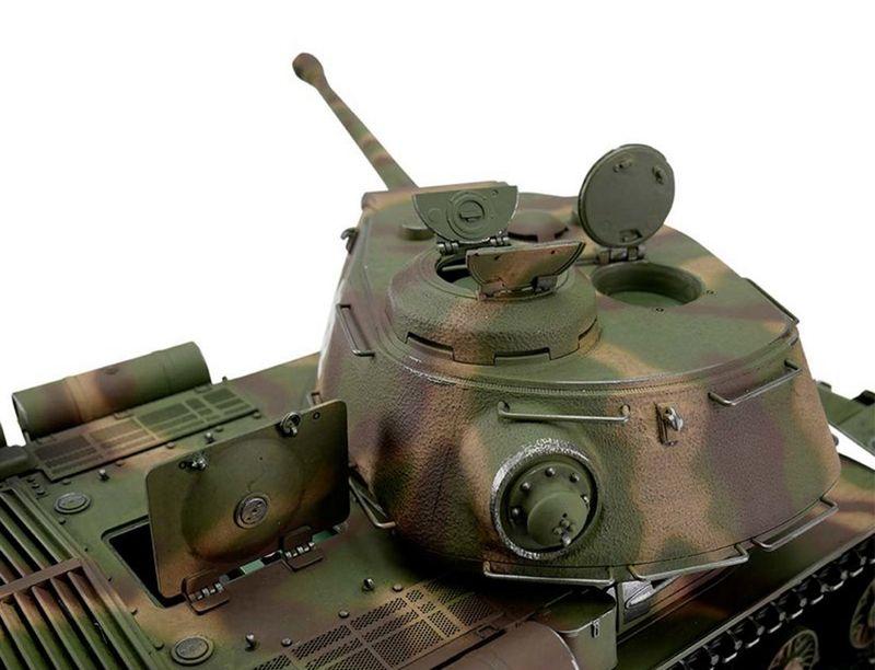 Torro RC russischer Panzer IS-2 1944 in Tarnlackierung IR 1113928003 – Bild 4