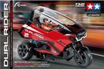 Tamiya 1:8 RC Dual Rider Trike T3-01 57407 Bausatz 001