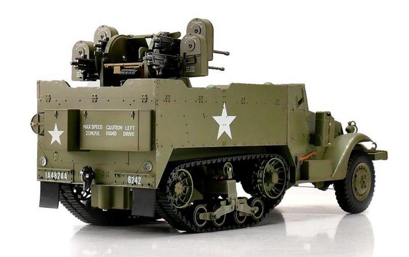 Torro 1:16 RC Halbkettenfahrzeug M16 1124000806 – Bild 2