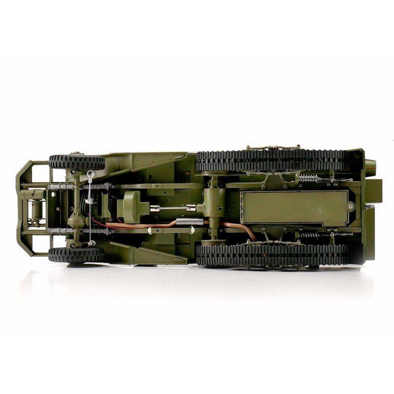 Torro 1:16 RC Halbkettenfahrzeug M16 1124000806 – Bild 7