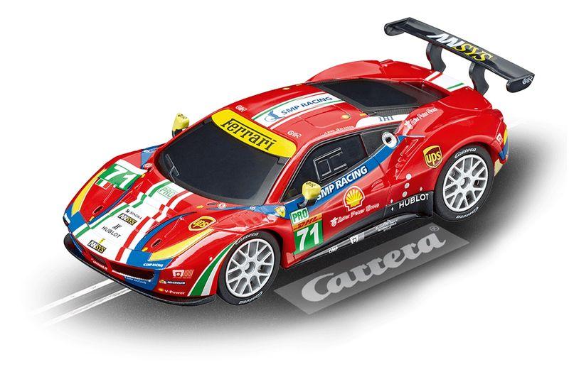 Carrera GO!!! Ferrari 488 GTE AF Corse, No. 71 64114