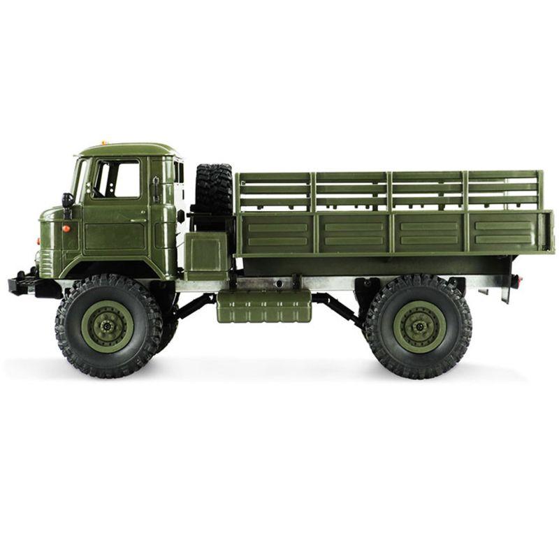 Amewi GAZ-66 LKW 4WD 1:16 Bausatz grün 22349 – Bild 2