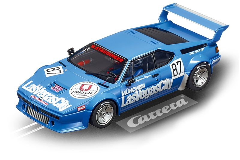 "Carrera Digital 124 BMW M1 Procar No.87"", Norisring 1981 23871 – Bild 2"