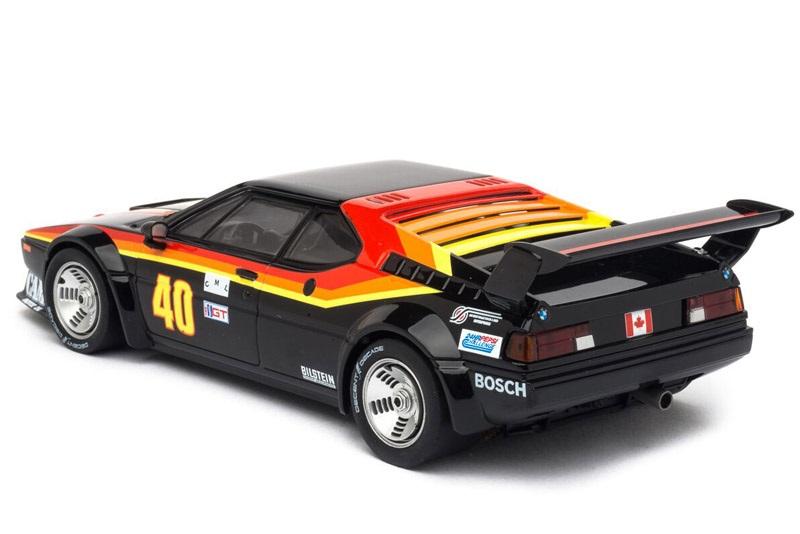 "Carrera Digital 124 BMW M1 Procar ""No.40"", Daytona 1981 23833 ohne Box – Bild 3"