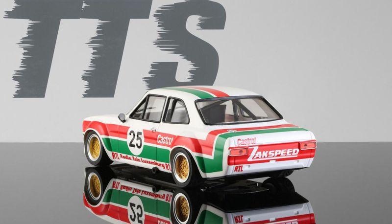 "BRM Slotcar 1:24 Ford Escort No. 25 "" Castrol "" BRT020 – Bild 2"