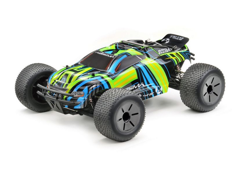"Absima 1:10 EP Truggy ""AT3.4BL"" 4WD Brushless RTR 12243 RC off Road – Bild 1"