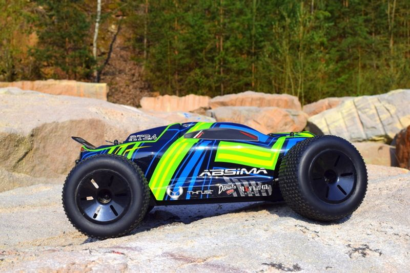 "Absima 1:10 EP Truggy ""AT3.4BL"" 4WD Brushless RTR 12243 RC off Road – Bild 2"