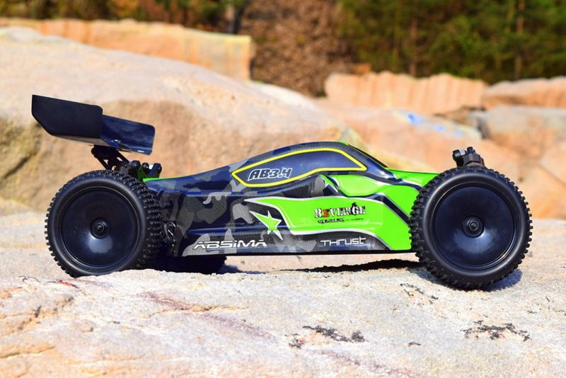 "Absima 1:10 EP Buggy ""AB3.4BL"" 4WD Brushless RTR 12242 RC off Road – Bild 1"