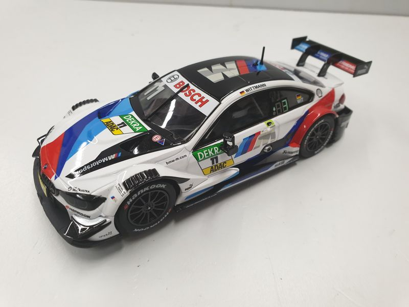 Carrera Digital 132 BMW M4 DTM M.Wittmann, No.11 ohne Box 30881 – Bild 1