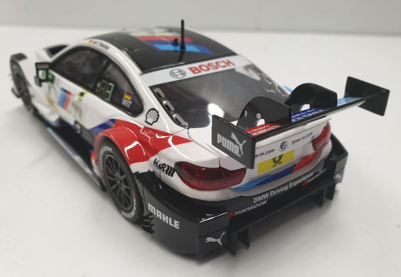 Carrera Digital 132 BMW M4 DTM M.Wittmann, No.11 ohne Box 30881 – Bild 3