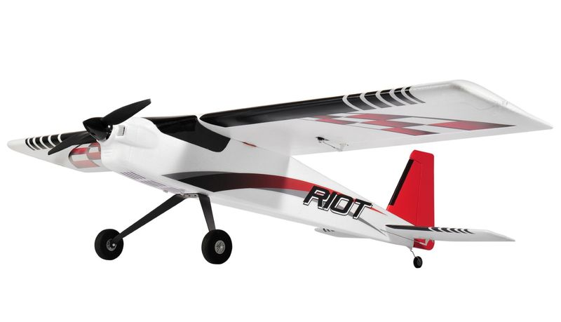 Amewi Riot V2 Air Trainer 140, 1400mm brushless PNP 24063 – Bild 1