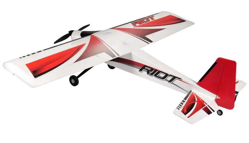 Amewi Riot V2 Air Trainer 140, 1400mm brushless PNP 24063 – Bild 3