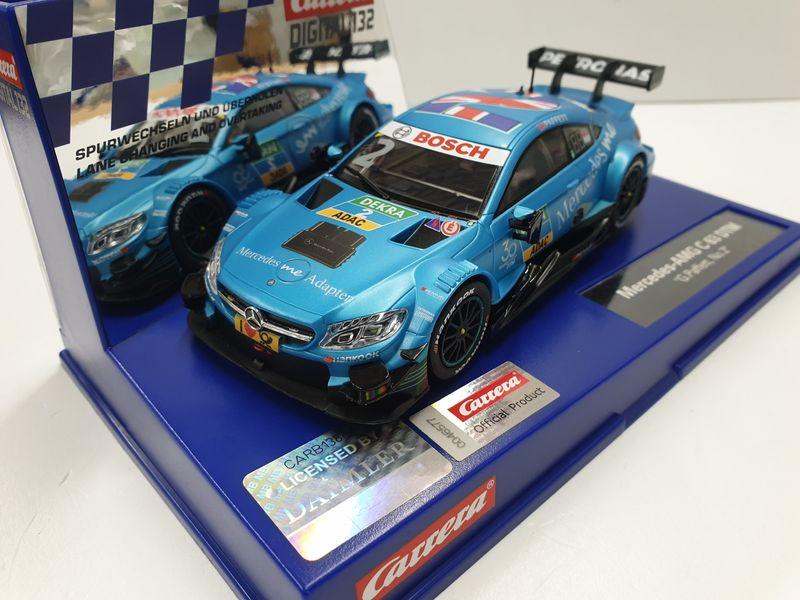 "Carrera Digital 132 Mercedes-AMG C 63 DTM ""G.Paffett, No.2"" 30884 – Bild 2"