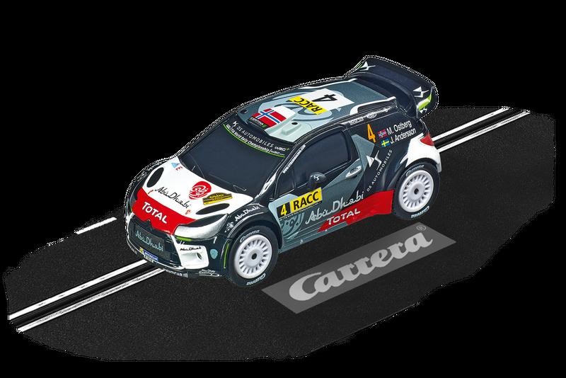 Carrera GO !!! Citroën DS3 WRC Citroën WRT, M.Ostberg 64156 – Bild 1