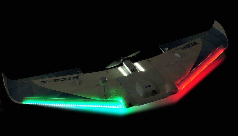 Amewi Kita-1 Nurflügler FPV 5,8GHz brushless PNP 24060 – Bild 4