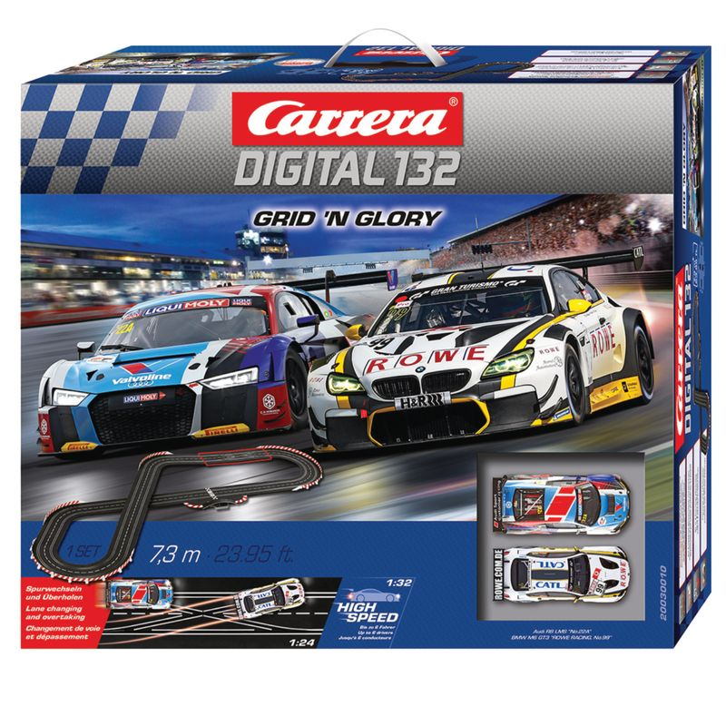 Carrera Digital 132 Grid 'n Glory Startset 30010 – Bild 1