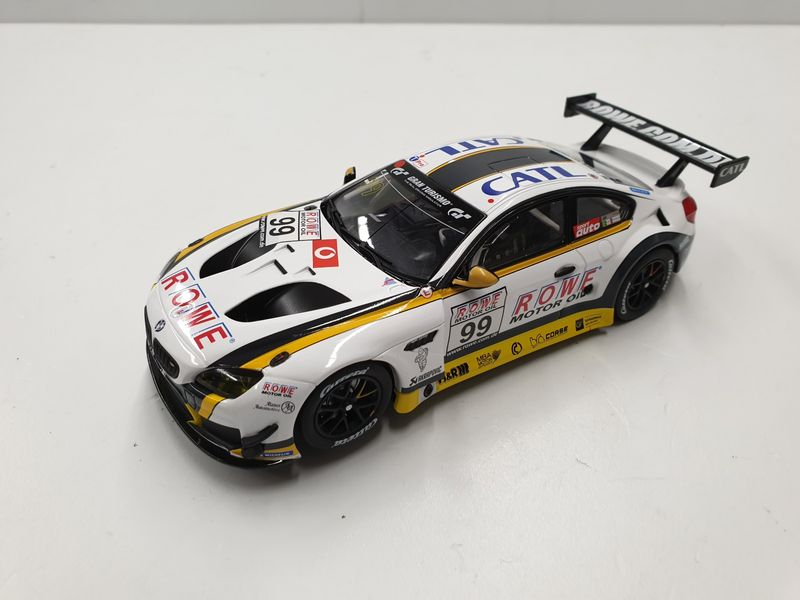 Carrera Digital 132 BMW M6 GT3 ROWE RACING, No.99 ohne Box 30871