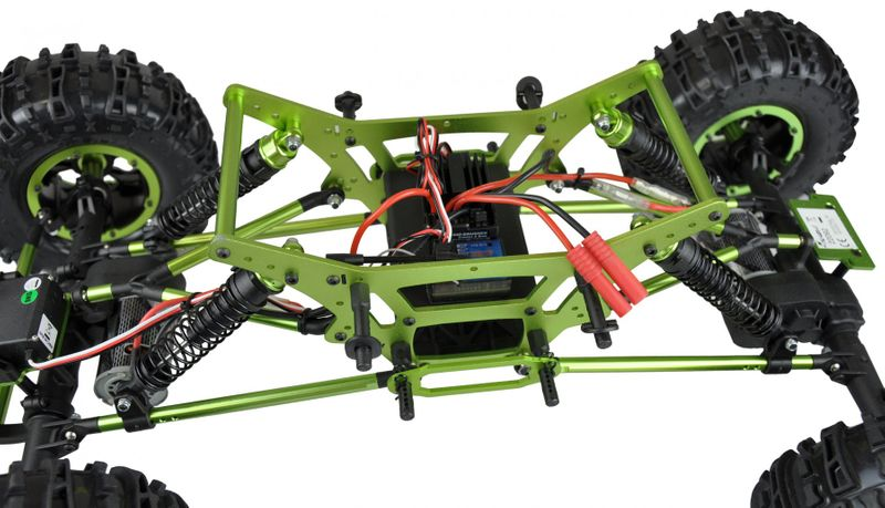 Amewi 1:8 Spirit Crawler mit 2 Motoren 4WD, RTR 22092 – Bild 4