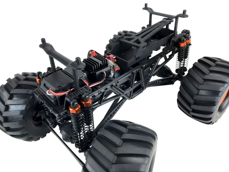 CEN Ford B50 Monster Truck 4WD Solid Axle 1:10 RTR GC8960 – Bild 4