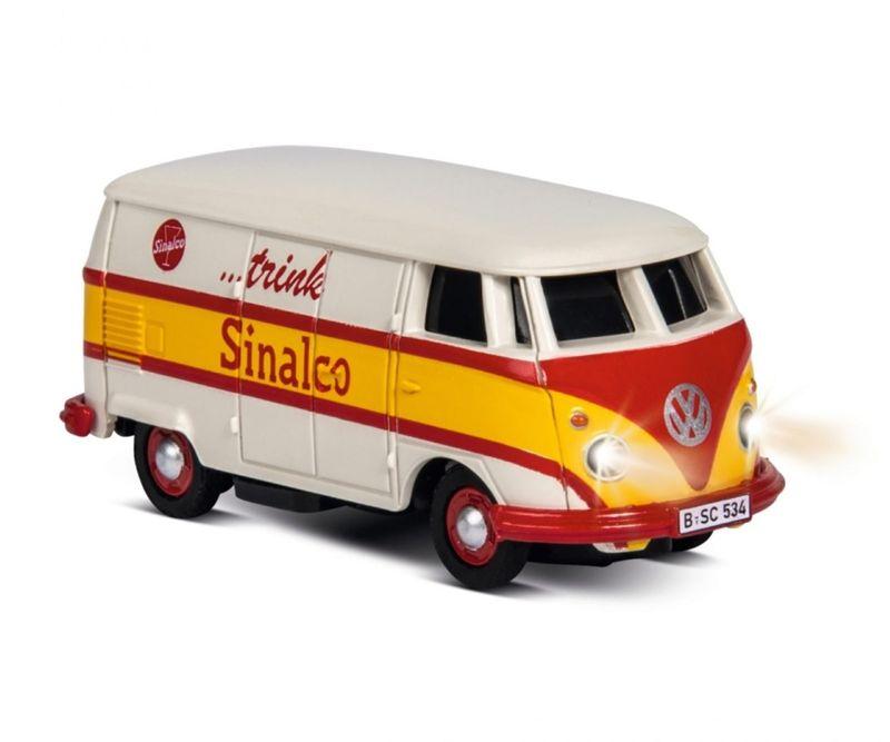 Carson 1:87 VW T1 Bus Kastenwagen Sinalco 2.4G 100% RTR 500504133